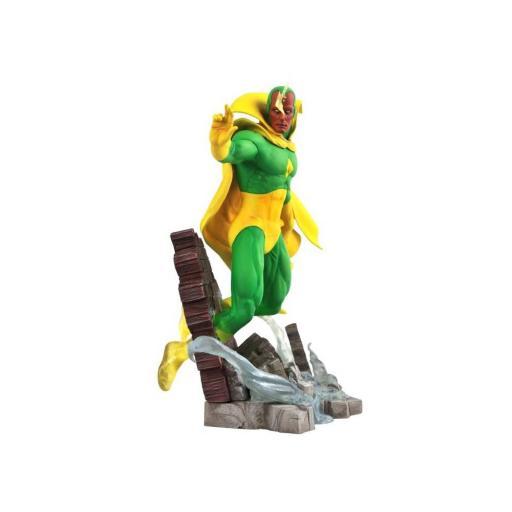 Estatua Diamond Select Marvel Comic Gallery Vs. Vision 27 cm [2]