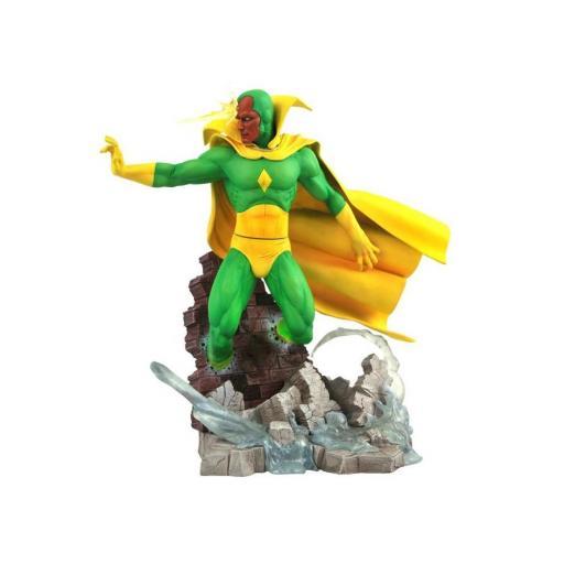 Estatua Diamond Select Marvel Comic Gallery Vs. Vision 27 cm [1]