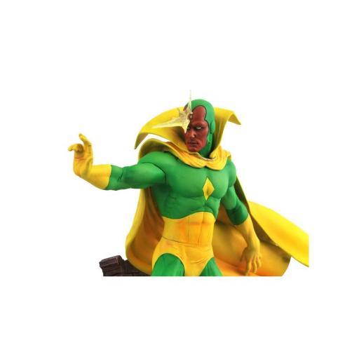 Estatua Diamond Select Marvel Comic Gallery Vs. Vision 27 cm [3]
