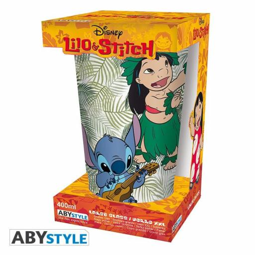 Vaso Disney Lilo y Stitch [3]