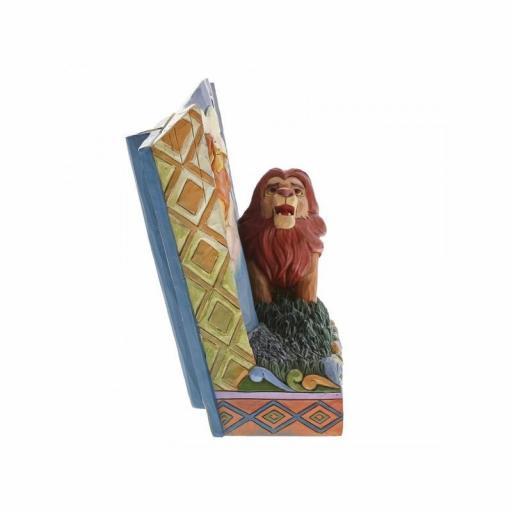 Figura Enesco Disney Traditions El Rey León Storybook: Remember Who You Are 14 cm [2]