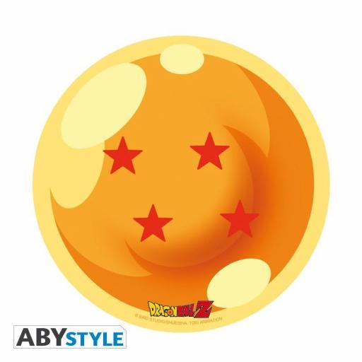 Alfombrilla ratón  flexible Dragon Ball Z Bola 4 estrellas