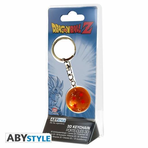 LLAVERO 3D DRAGON BALL BOLA [3]