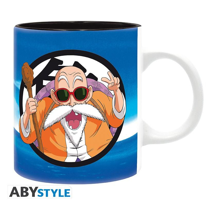 Taza Dragon Ball Kame Master Roshi