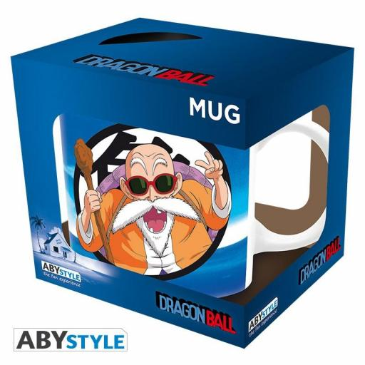 Taza Dragon Ball Kame Master Roshi [3]