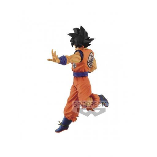 Estatua Banpresto Dragon Ball Super Chosenshiretsuden Son Goku 16 cm [1]