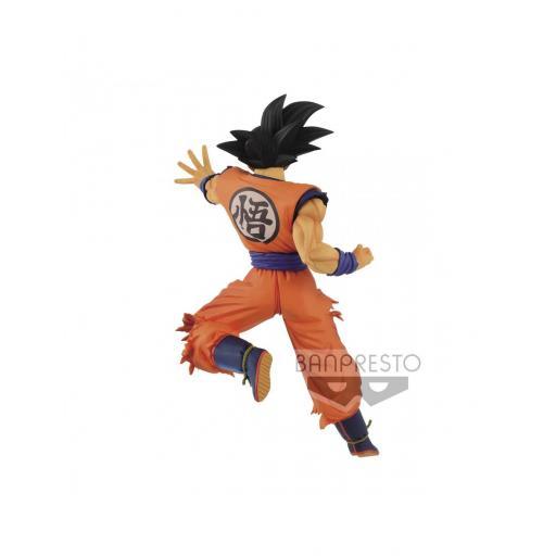 Estatua Banpresto Dragon Ball Super Chosenshiretsuden Son Goku 16 cm [2]