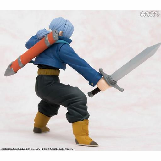 Figura Bandai Dragon Ball Z Styling Future Trunks 11.5 cm [2]