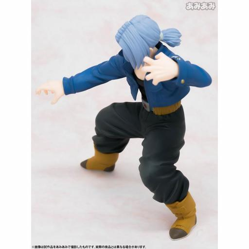 Figura Bandai Dragon Ball Z Styling Future Trunks 11.5 cm [3]