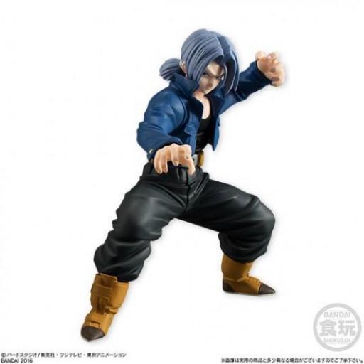 Figura Bandai Dragon Ball Z Styling Future Trunks 11.5 cm [1]