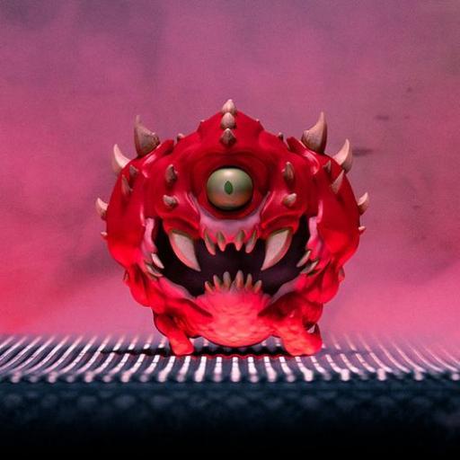 Figura articulada Doom Eternal Cacodemon 13 cm