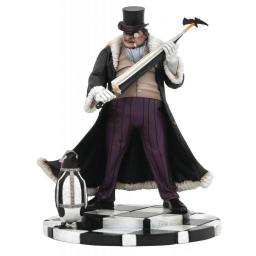 Estatua Diamond Select DC Comics Batman Penguin 23 cm