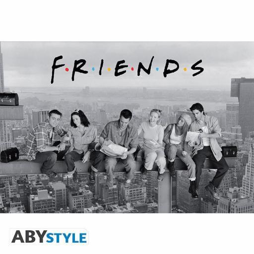Poster Friends 61 x 91 cm