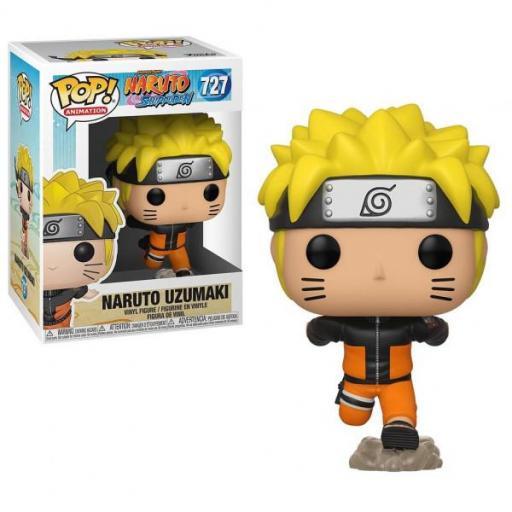 Figura Funko Pop! Naruto Shippuden Uzumaki Naruto Running [1]
