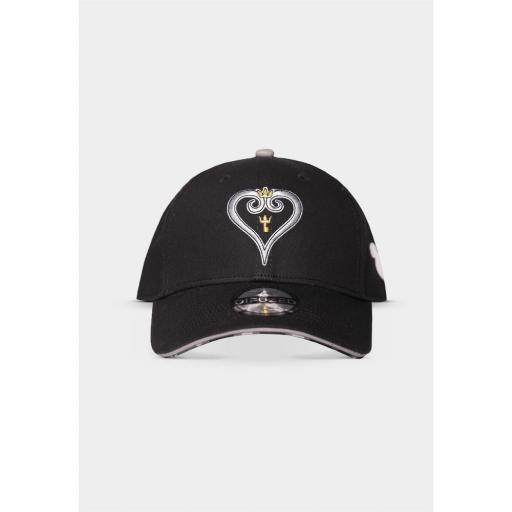 Gorra Kingdom Hearts Logo