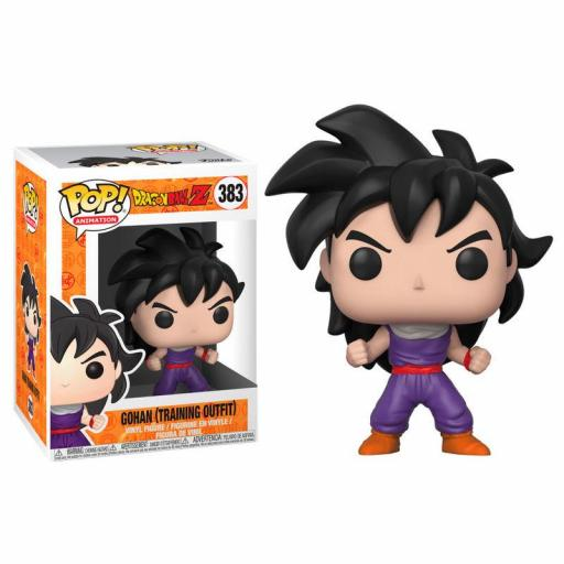 FIGURA FUNKO POP DRAGON BALL Z GOHAN KID TRAINING