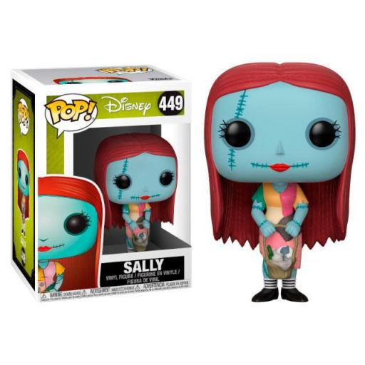 Figura Funko Pop! Pesadilla Antes de Navidad Sally with Basket