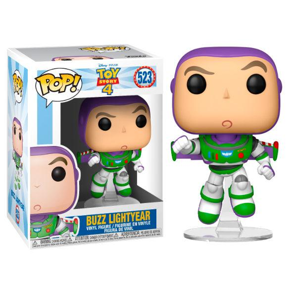 FIGURA FUNKO POP DISNEY TOY STORY 4 BUZZ LIGHTYEAR VOLANDO