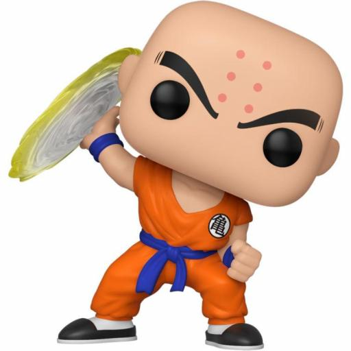 Figura Funko Pop! Dragon Ball Z Krillin with Destructo Disc