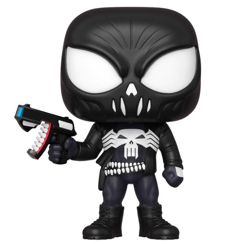 Figura Funko Pop! Marvel Venom Punisher serie 3