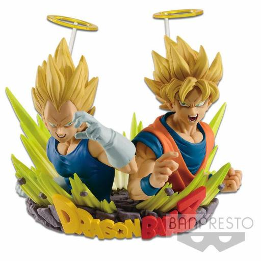 Figura Banpresto Gogeta vol.2 Dragon Ball Z 11 cm