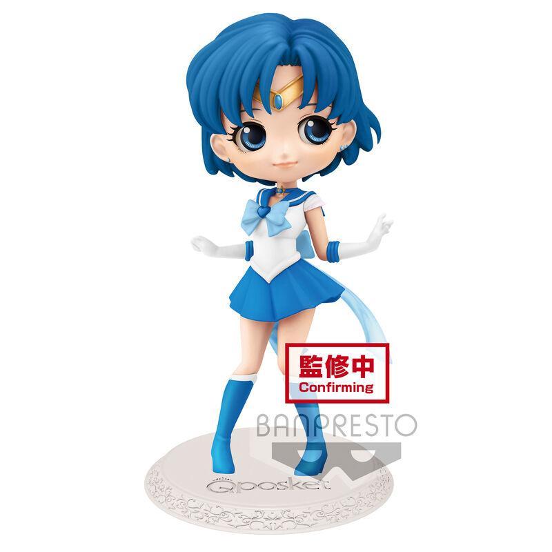 Figura QPosket Sailor Moon Eternal The Movie Sailor Mercury Ver. A 14 cm