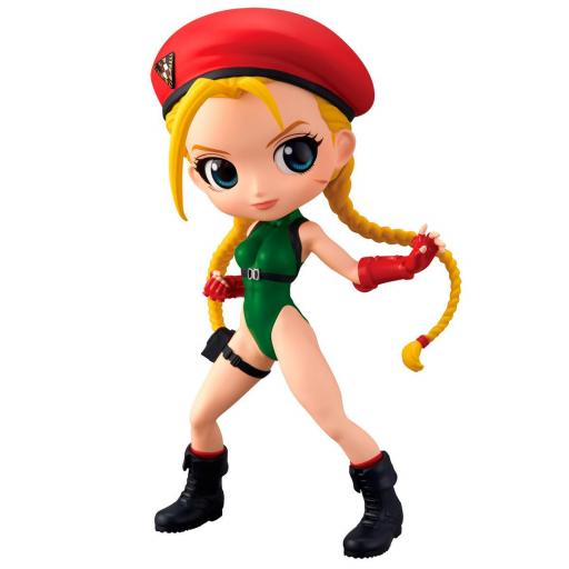 FIGURA QPOSKET STREET FIGHTER CAMMY