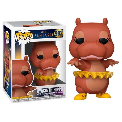 Figura Funko Pop Disney Fantasia 80th Hyacinth Hippo [1]