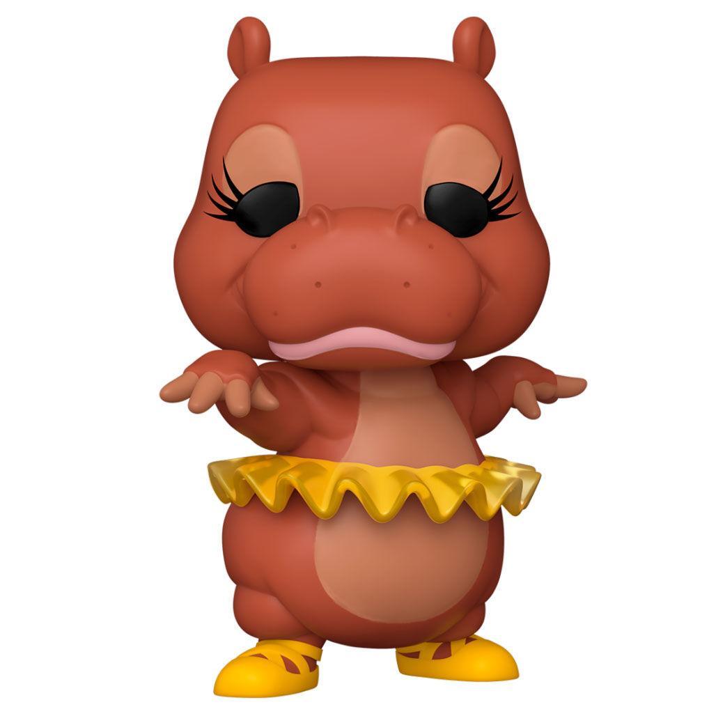 Figura Funko Pop Disney Fantasia 80th Hyacinth Hippo