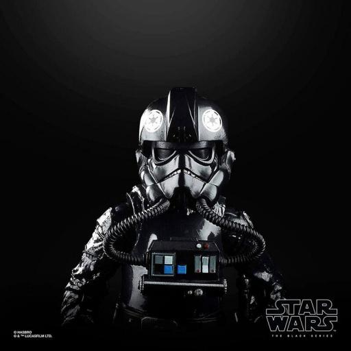 Figura Articulada Hasbro Black Series Star Wars Episode V The Empire Strikes Back Tie Fighter 15cm