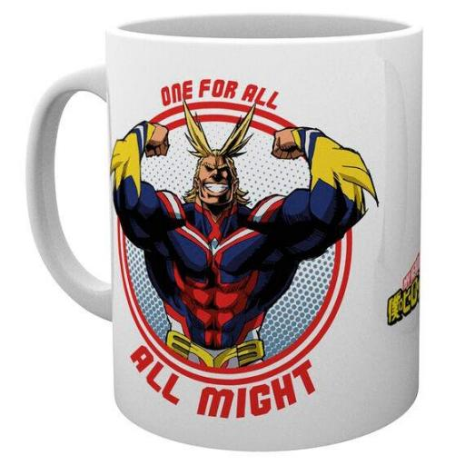 Taza My Hero Academia All Might
