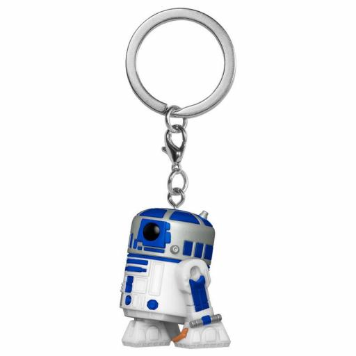 Llavero Funko Pop! Star Wars R2D2