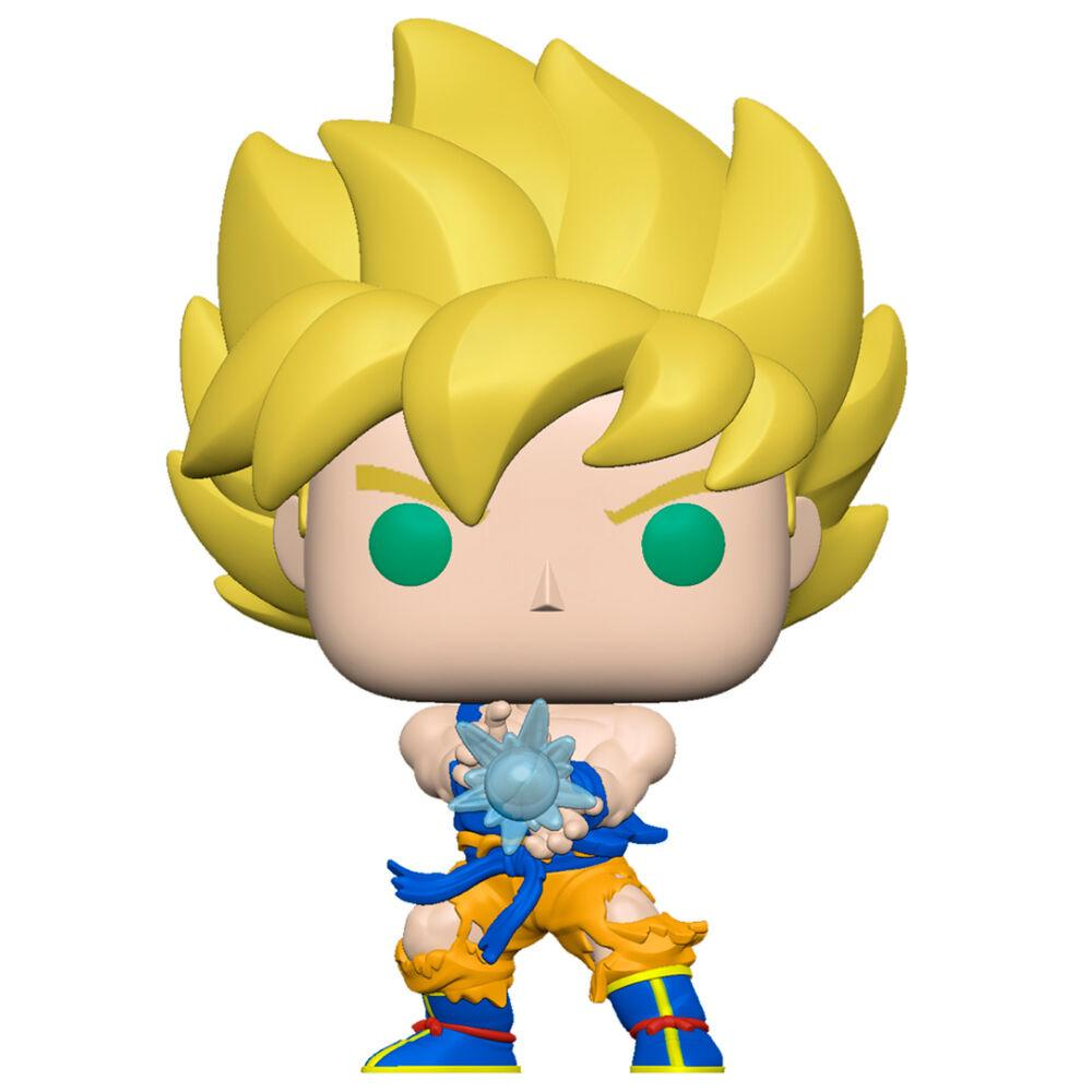 Figura Funko Pop! Dragon Ball Z Saiyan Goku Kamehameha Wave