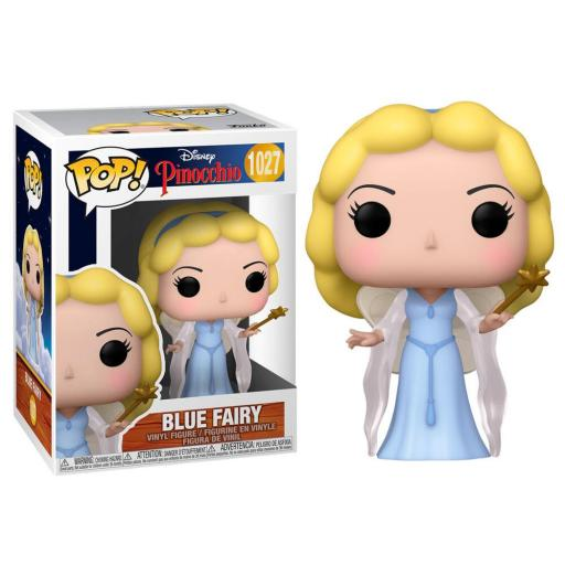Figura Funko Pop! Pinocho Blue Fairy