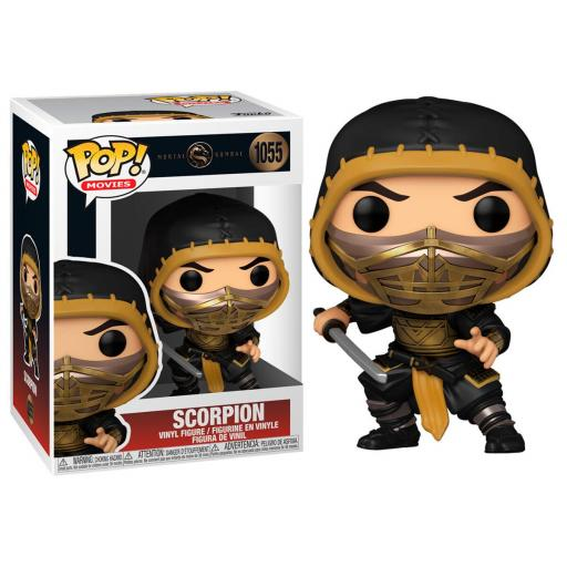 Figura Funko Pop! Mortal Kombat Scorpion