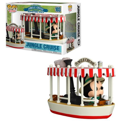 Figura Funko Pop! Jungle Cruise Mickey