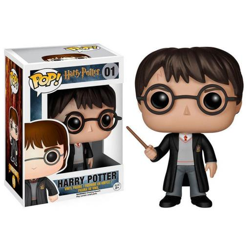 Figura Funko Pop! Harry Potter Harry  [1]