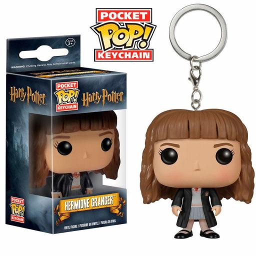 Llavero Pocket Pop! Harry Potter Hermione Granger