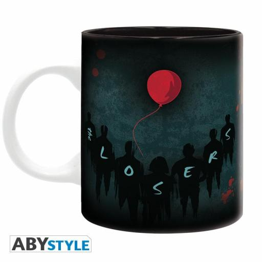 Taza IT Pennywise Losers [1]