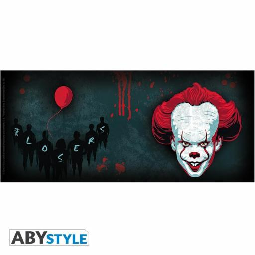 Taza IT Pennywise Losers [2]