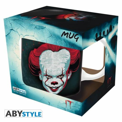 Taza IT Pennywise Losers [3]