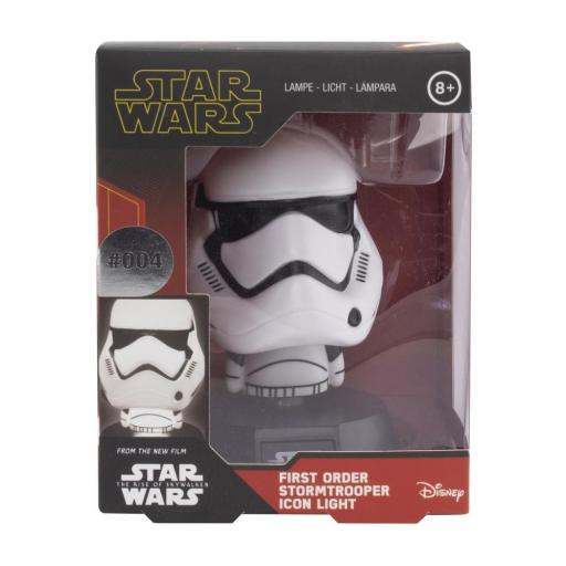 LAMPARA ICON STAR WARS FIRST ORDER STORMTROOPER [1]