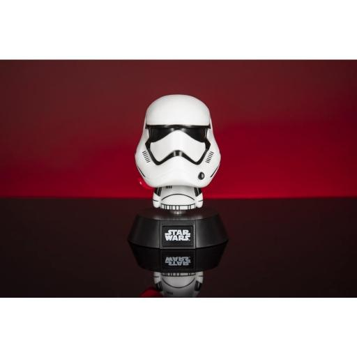 LAMPARA ICON STAR WARS FIRST ORDER STORMTROOPER [2]