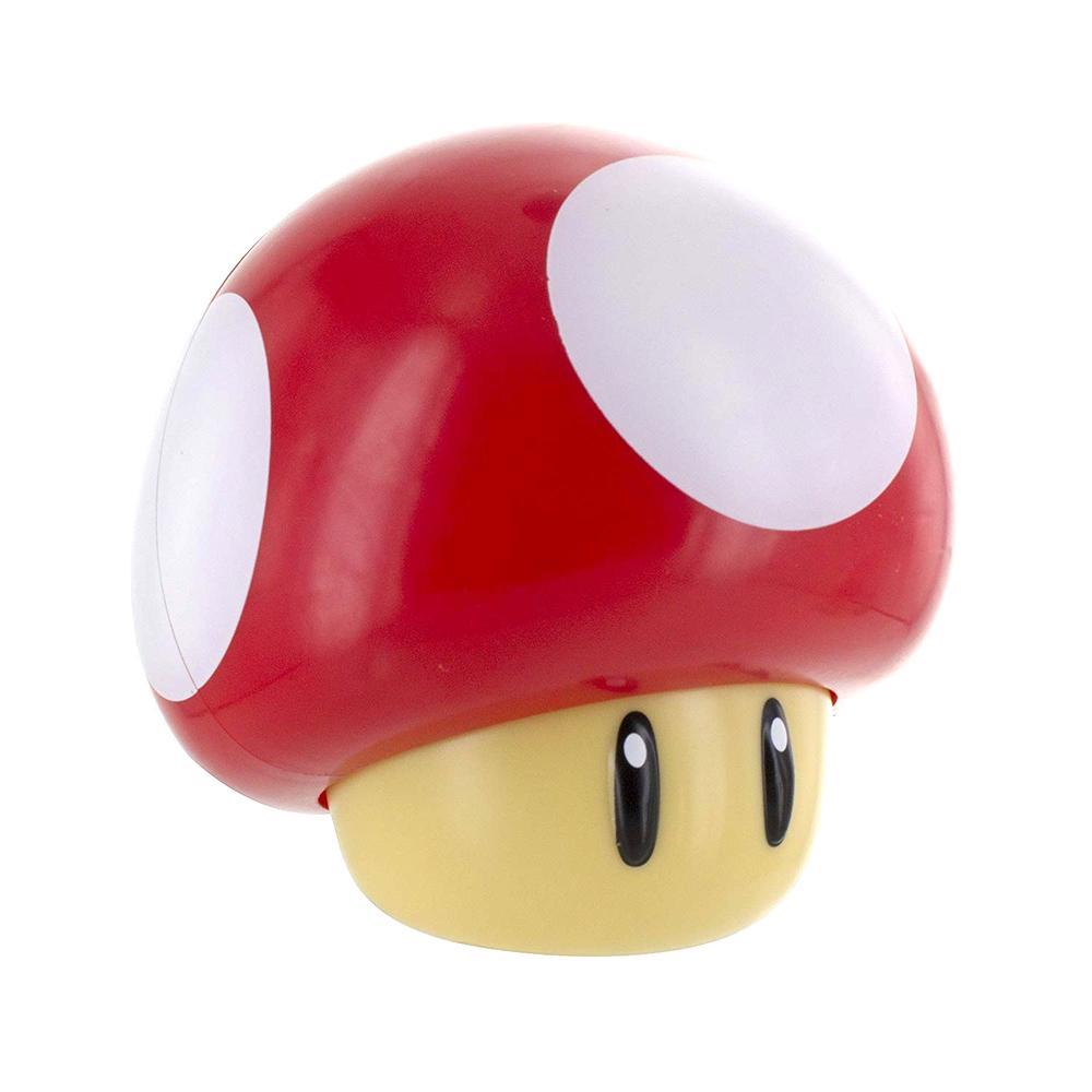 Lámpara Super Mario Mushroom