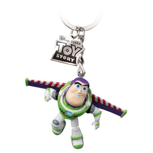 LLAVERO 3D EGG ATTACK DISNEY TOY STORY BUZZ LIGHTYEAR