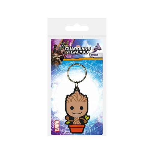 Llavero Guardians of the Galaxy Baby Groot