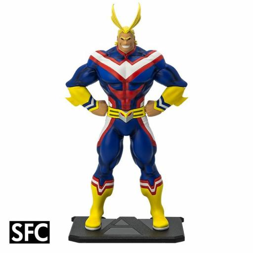 Estatua Abystyle My Hero Academia All Might 22 cm