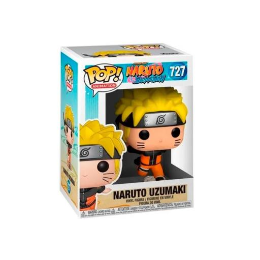 Figura Funko Pop! Naruto Shippuden Uzumaki Naruto Running [2]