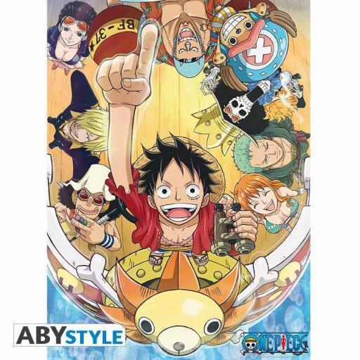 Poster 52 x 38 One Piece New World