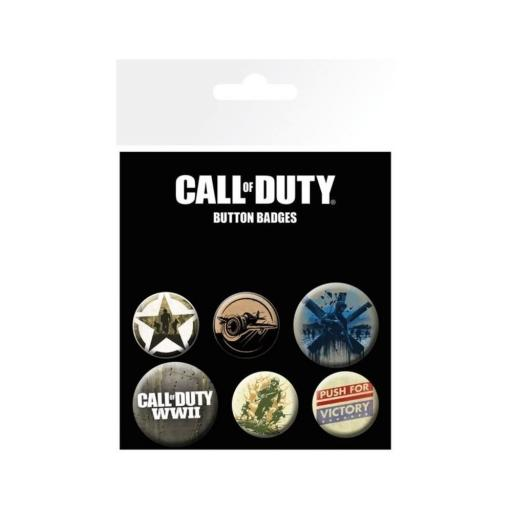 PACK CHAPAS CALL OF DUTY MIX  [0]